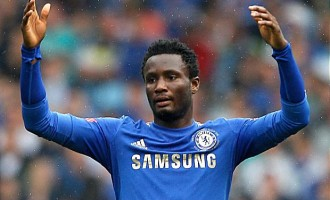 Mikel 'very tired' to face Stoke, says Mourinho