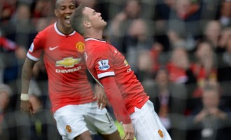 Rooney provides knockout blow in United's win over Spurs