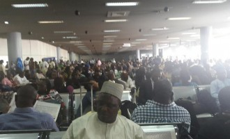 Strike at airports temporarily shelved