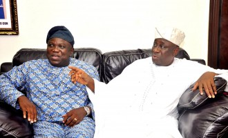 No evil will befall Ambode, says oba of Lagos