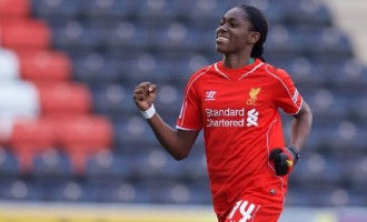 Oshoala in five-man BBC Women Footballer of the Year shortlist