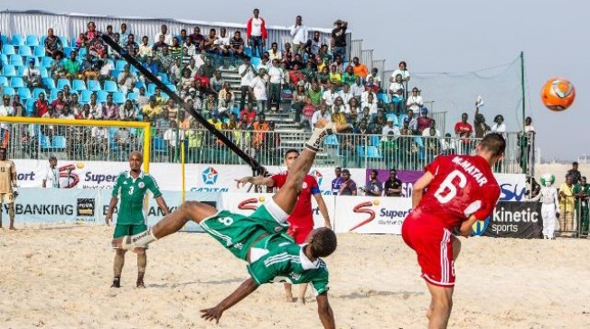 Sand Eagles tackle Seychelles, Egypt, Cote d'Ivoire in tourney