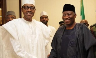 Buhari: I went into a coma when Jonathan called me after election