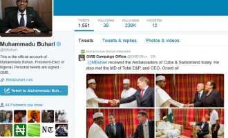 How Nigerians on Twitter responded to Buhari's AIT snub
