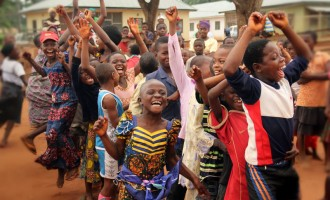 Nigerians rated 78th happiest people in the World