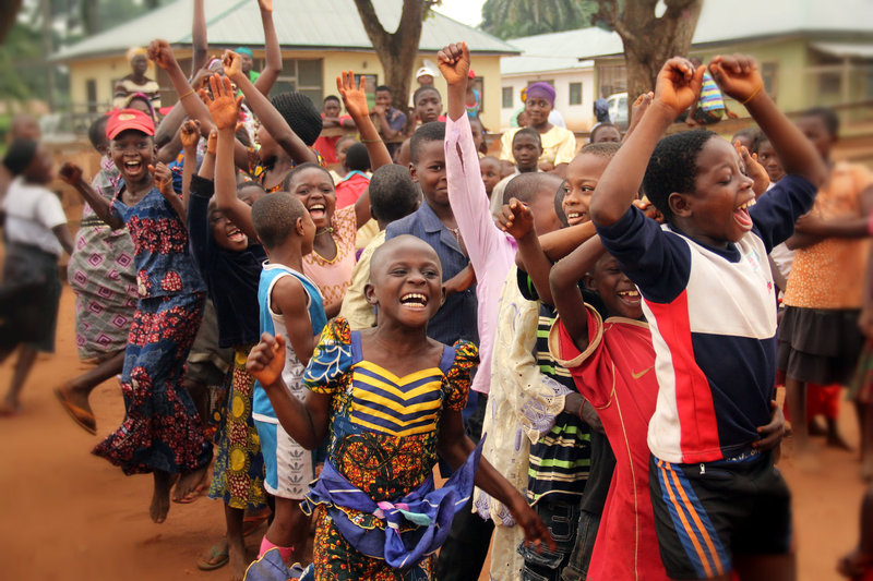 Nigerians Rated 78th Happiest People In The World Thecable