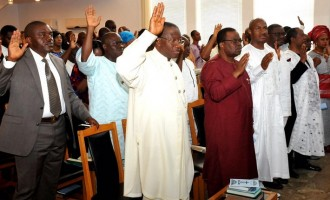 GEJ: Without Alamieyeseigha, I wouldn't have been president