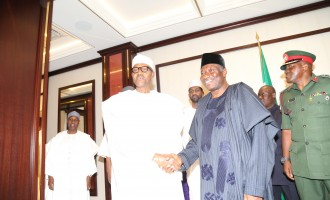 Dapchi and Chibok: A tale of two identical presidents