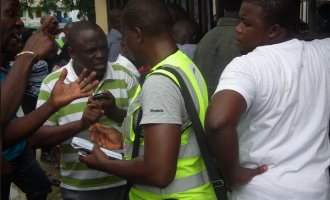 Again, violence breaks out during Rivers rerun, INEC official 'abducted'