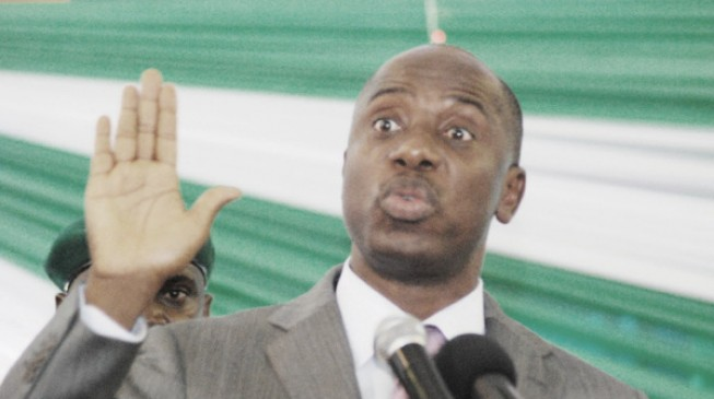Amaechi: Wike can betray his mother for money