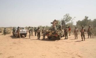 Boko Haram 'ambushes' soldiers in Borno
