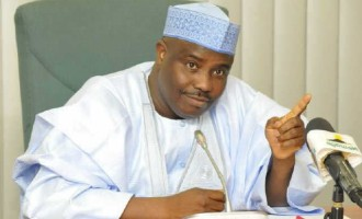 Tambuwal didn't offer any lawmaker money to leave APC, says group