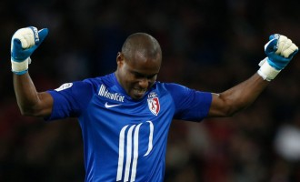 Enyeama in line for consecutive Marc-Vivien Foe prize