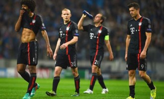 Guardiola's Bayern 'won't give up' after surprise loss to Porto