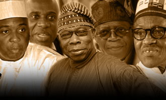 The five architects of Jonathan's defeat