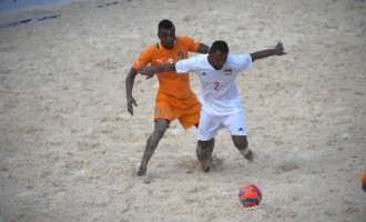 Sand Eagles must beat Cote d'Ivoire, says Adamu