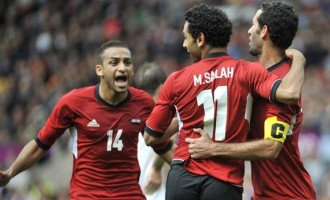 Egypt plot Super Eagles fall in AFCON 2017 qualifiers