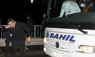Fenerbahce call for suspension of Turkish league after attack