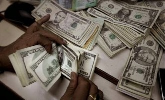 External reserves fall but naira gains