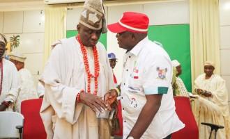 Akiolu to Igbo: You die if you don't vote Ambode