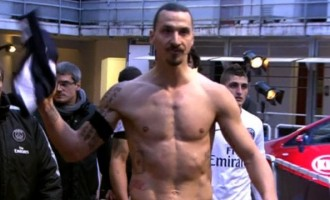 Ibrahimovic slapped with four-match ban