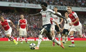 Pochettino to make decision about Adebayor's future