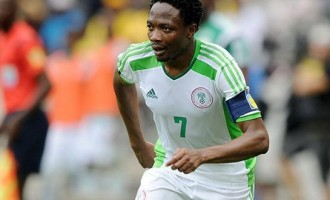 I will never captain Super Eagles again, says Musa