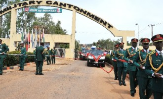 Nigerian army pulls 34 generals out of service