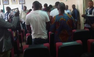 Police parade 11 suspected Edo cultists in Abuja