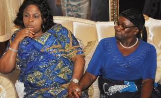 Jonathan's mum 'happy' to have borehole in her community