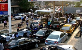 PIGB: Dogara asks Buhari to 'act fast' as Saraki sees end to fuel scarcity