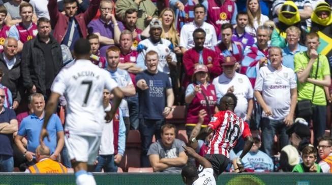 Senegalese Mane scores record-breaking hat-trick