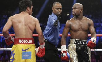 Mayweather to Pacquiao: I will come out of retirement to fight you