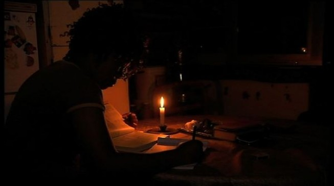 Again, collapse of national grid causes power outage