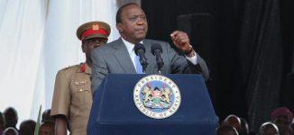 Kenyatta says brother won't be spared prosecution in anti-graft war