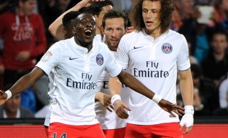 PSG claim third straight French title