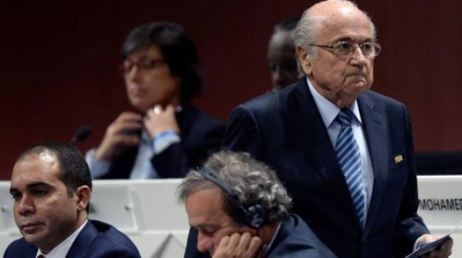 Blatter: I forgive everyone but I do not forget