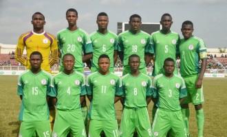 Flying Eagles depart Abuja for Khartoum
