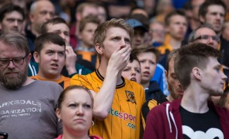 Hull relegated after goalless draw