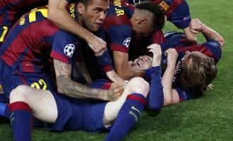 Barcelona tear Bayern apart