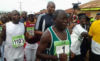 Heritage Bank backs Okpekpe road race