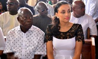 Oshiomhole: I am entitled to have another wife