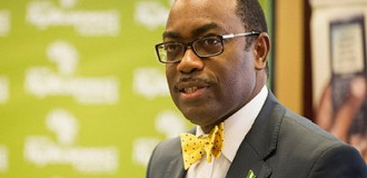 Akinwumi Adesina wins 'Nobel prize for food and agriculture'