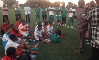 Super Falcons resume preparation for All-Africa Games