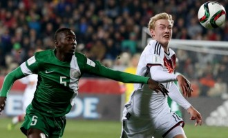 Flying Eagles lost concentration when it mattered, says Garba