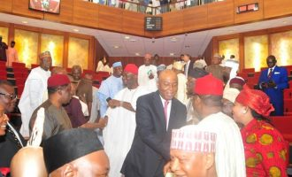 Senators' N13.8m monthly jumbo pay