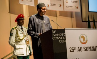 Buhari 'ready' to work with South Africa's new president