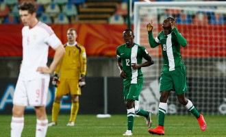 Garba: Flying Eagles are ready for Germany