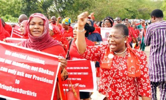 BBOG delighted by Chibok girls' release, lauds FG