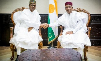 Buhari arrives Niger for Boko Haram talks